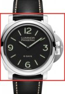 Officine Panerai Luminor 44 mm PAM560 LUMINOR BASE 8 DAYS Stahl 44MM