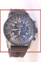 Breitling Navitimer Navitmer Cosmonaute Lim Edition B02 All Black