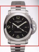 Officine Panerai Luminor 1950 PAM 329 3 Days Power Reserve GMT Aut. 44mm