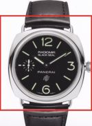 Officine Panerai Radiomir PAM 380 Black Seal Logo