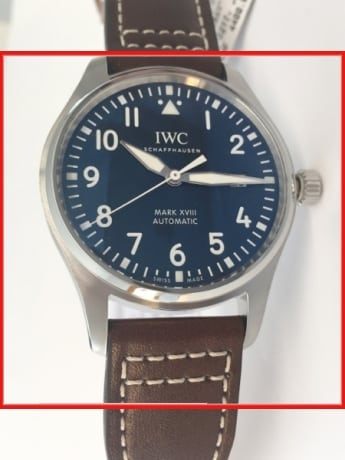 IWC Fliegeruhren 327010