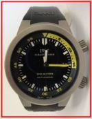 IWC Aquatimer 3538 Kautschuk