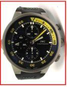 IWC Aquatimer 3723 Kautschuk