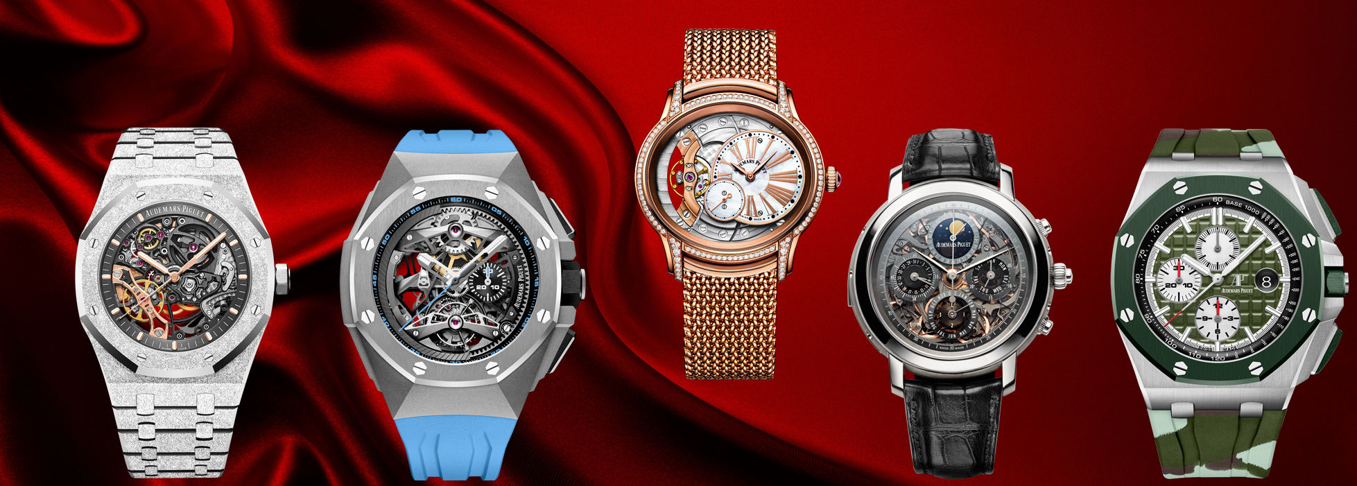 Audermars Piguet Watches