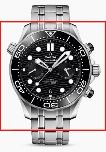 Omega Seamaster 21030445101001